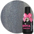 Diva Gel Lak Graphite 15 ml.