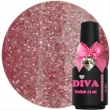 Diva Gel Lak Go Girl Glitter 15 ml.