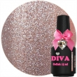 Diva Gel Lak Chique Brons 15 ml.