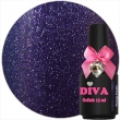 Diva Gel Lak Vintage Purple 15 ml.