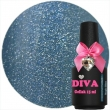 Diva Gel Lak Magic Blue 15 ml.