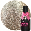 Diva Gel Lak Gold Couture 15 ml.